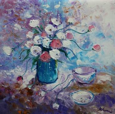 blue ranunculus the hebrides venice flowers